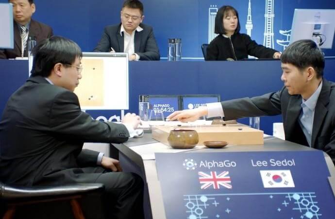 Google未來科技-人工智慧:圍棋程式-AlphaGo