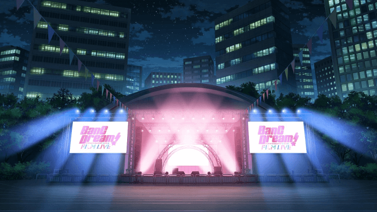 劇場版動畫《BanG Dream! FILM LIVE》少女樂團派對即將在台各大電影院上映。