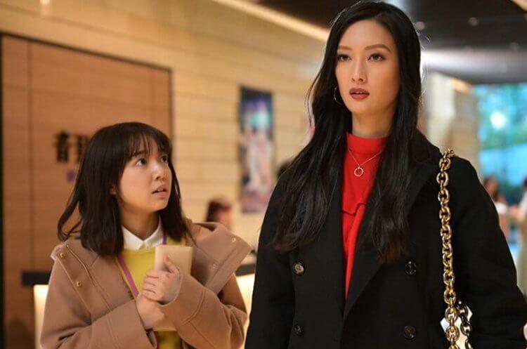 上白石萌音與菜菜緒合演日劇《Oh My Boss! 戀愛放別冊》。
