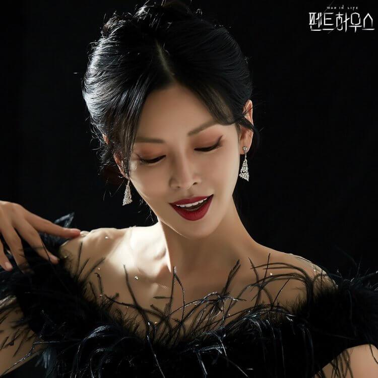 《Penthouse:上流戰爭》金素妍