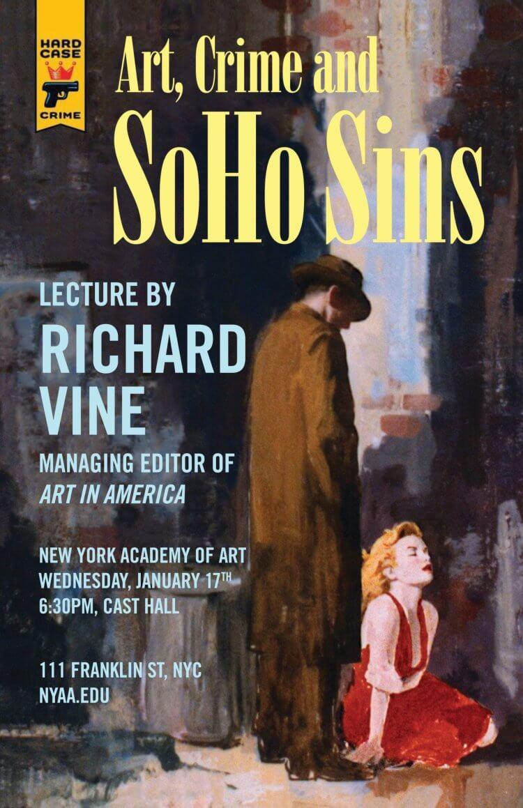 《SoHo Sins》書本封面