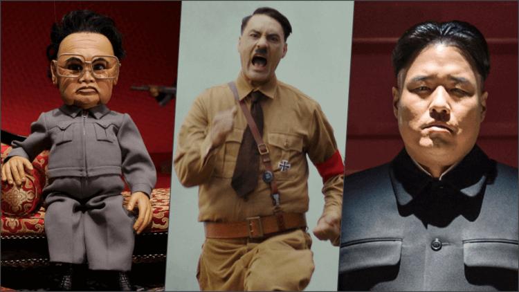 「你遲早是要辱華的」: 哪些國家領導人被電影給「辱」了?首圖