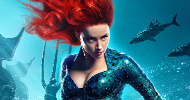 「梅拉」還會是安柏赫德嗎 ?《水行俠 2》安柏赫德證實將回歸,稱百萬粉絲聯署換角是「花錢買來」的首圖