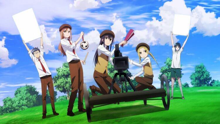 「消音」學生會回來了  !《劇場版 妄想學生會 2》淺沼晉太郎、日笠陽子等聲優卡司強勢回歸,很黃很爆笑上映首圖
