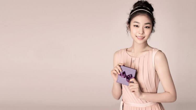 「滑冰女王」金妍兒榮獲2020年韓國消費者最愛廣告代言人第二名