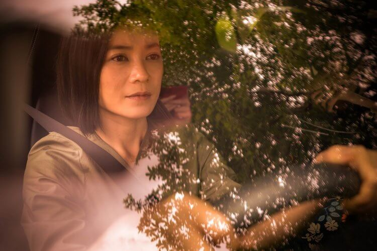 金馬 56 最佳女配角楊雁雁。