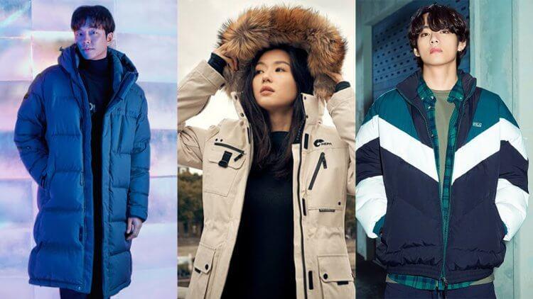「韓」流來襲!盤點全智賢、孔劉、防彈少年團最愛羽絨衣,跟著韓星這樣穿,穿出冬季新時尚!首圖