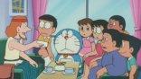 【劇情放大鏡】《哆啦 A 夢》劇情裡面出現過日本人以外的人種嗎?