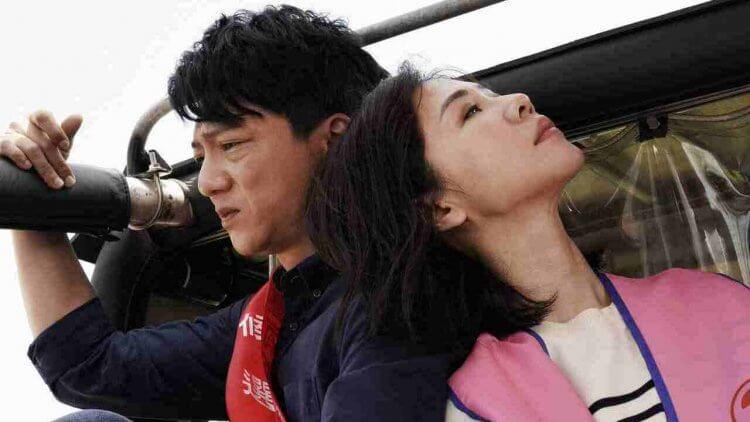 「森玲 CP」走向句點 ?《俗女養成記》藍葦華想跟謝盈萱再合作,看看他們怎麼說首圖