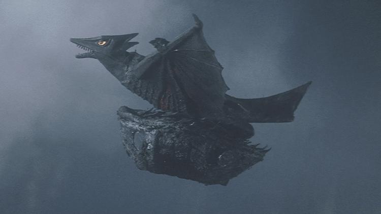 【專題】昭和卡美拉《大怪獸空中戰 卡美拉對加歐斯》(下):過早達成的昭和巔峰作首圖