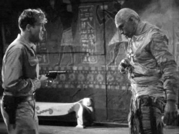 《 木乃伊之手 》讓邪惡與恐怖分了家,可怕的是千年木乃伊?還是心懷多端的活人呢?