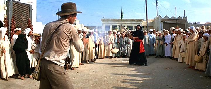 最經典的 尋寶電影 系列 :《 法櫃奇兵 》 印第安納瓊斯 是不是又偷偷射了www