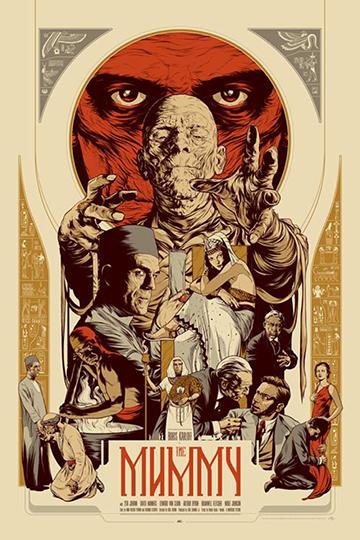 電影中的《 木乃伊 》歷史,又被翻過了一頁。