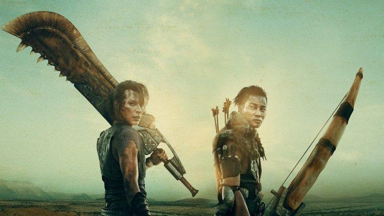 【影評】《魔物獵人》: 他們忘記了這部電影真正的片名,應該是《魔物》而不是《獵人》首圖