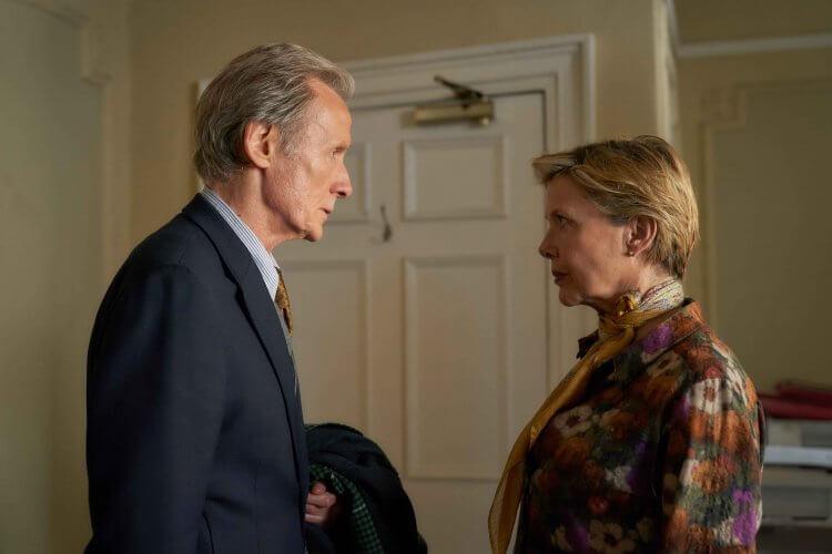 比爾奈伊與安妮特班寧將在電影《海邊走走》(Hope Gap) 中飾演面臨婚姻觸礁的老夫老妻。