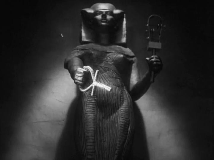 塵歸塵,土歸土, 透過女主角向女神祈禱, 印和闐 終究還是回到他應該存在的樣子──