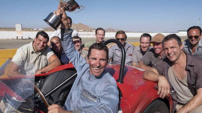 最棒的卡司&最棒的賽車電影 !《賽道狂人》北美上映首週勇奪票房冠軍,11/28 起飆進台灣院線
