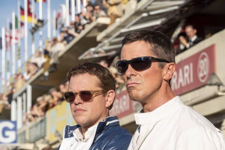 由麥特戴蒙 (Matt Damon) 和克里斯汀貝爾 (Christian Bale) 主演的《賽道狂人》(Ford v. Ferrari) 極速狂飆,有望成奧斯卡大熱門。