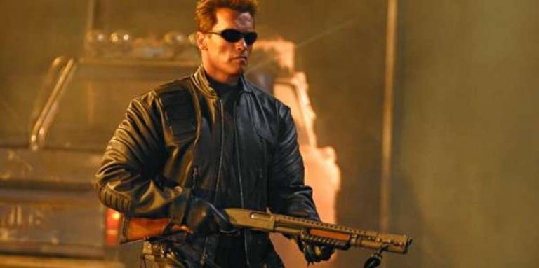 當然也是有要求天價酬勞的影星,圖為《魔鬼終結者3》。
