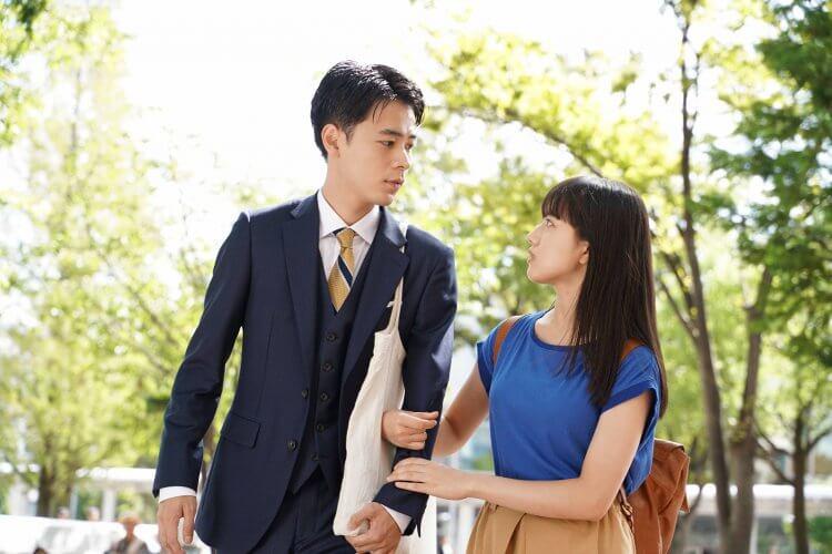 《老師!你會不會談戀愛》成田凌、清原果耶。
