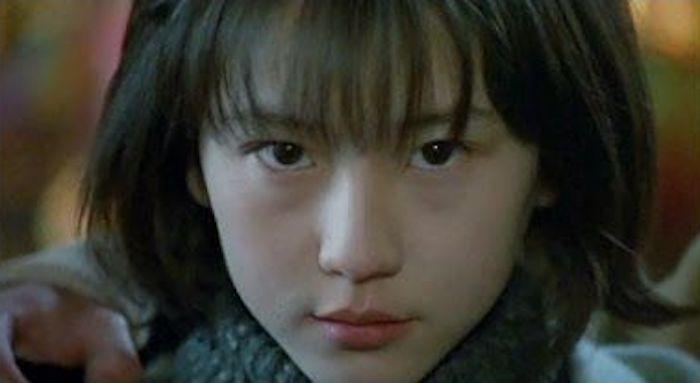 電影《十字火燄》長澤雅美。