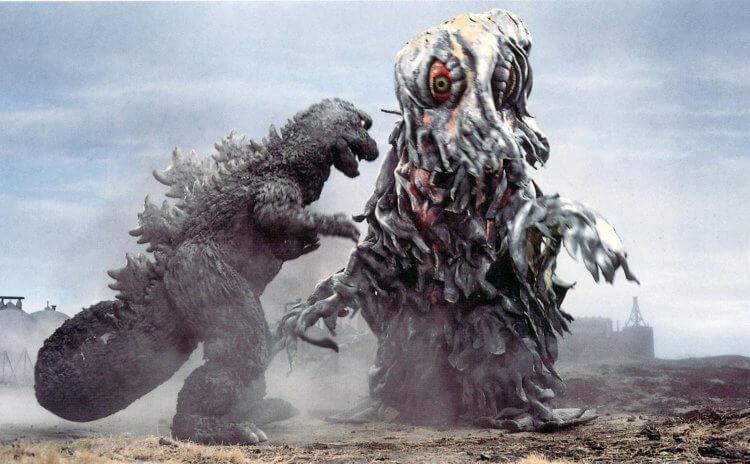 坂野義光在執導東寶怪獸電影《哥吉拉對黑多拉》之後就沒能執導劇情片,轉往水中攝影等領域發展。