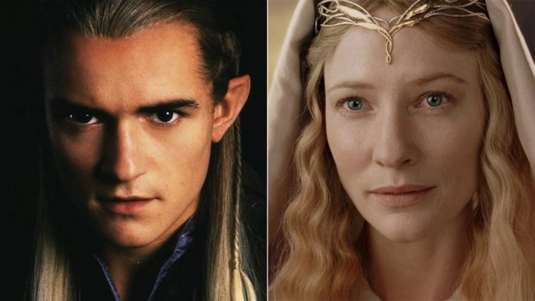 【人物特寫】《魔戒》經典角色介紹篇:精靈弓箭手勒苟拉斯,與精靈女王凱蘭崔爾首圖