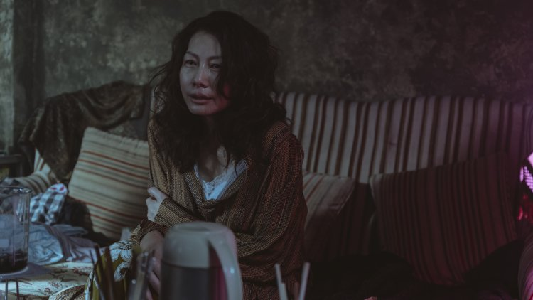 Netflix 華語原創影集《誰是被害者》劇照。