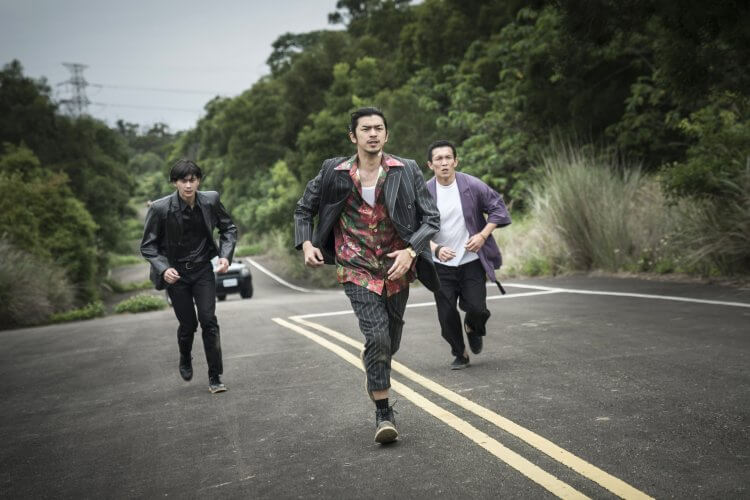 陳柏霖、劉冠廷、黃尚禾在《詭扯 》的造型和角色極具挑戰性。