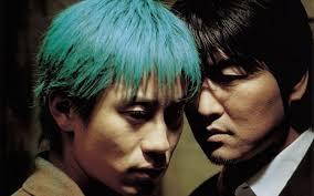 韓國影星元斌獲頒影帝電影作品《大叔》劇照。