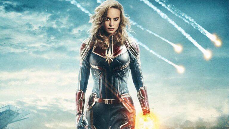 漫威工作室 2019 超級英雄電影的第一棒《驚奇隊長》,由布麗拉森主演,故事將往後銜接至復仇者聯盟系列。