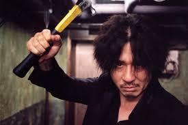 朴贊郁導演「復仇三部曲」電影之《原罪犯》劇照。