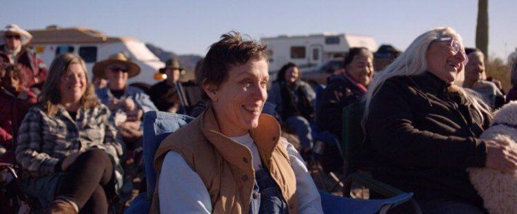 《游牧人生》法蘭西絲麥朵曼。