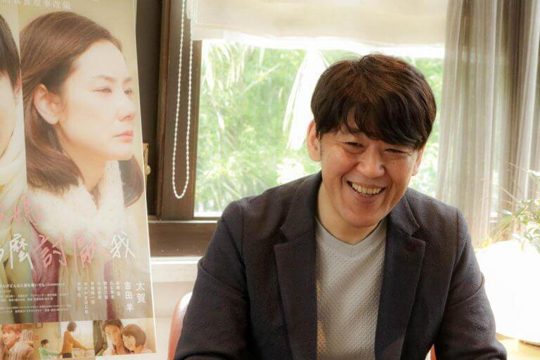 電影《不管媽媽多麼討厭我》在台上映,原作者歌川泰司也暢談自己的心路歷程。