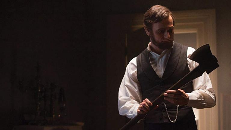《吸血鬼獵人:林肯總統》電影劇照。