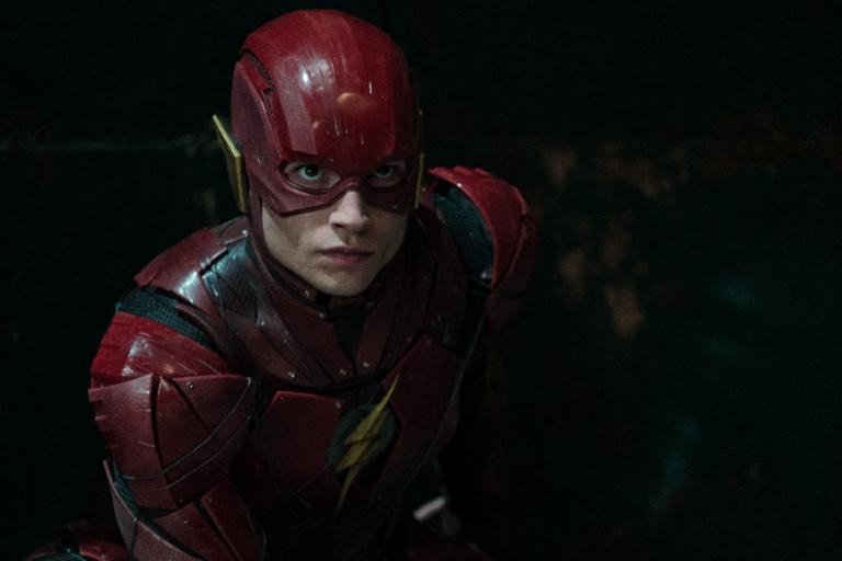 DC 超級英雄:《正義聯盟》成員之一的閃電俠。