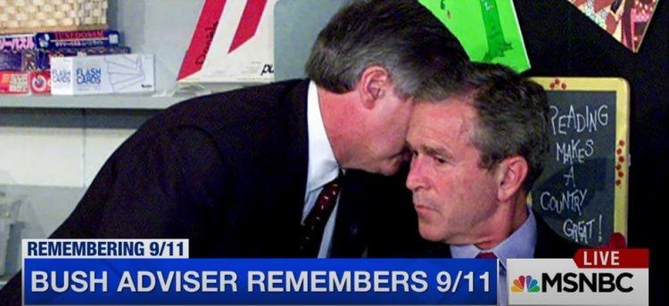二十年了。紀錄片《911 那天:直擊美國總統戰情室》揭小布希決策真相,百餘張當年畫面緬懷傷痛前行