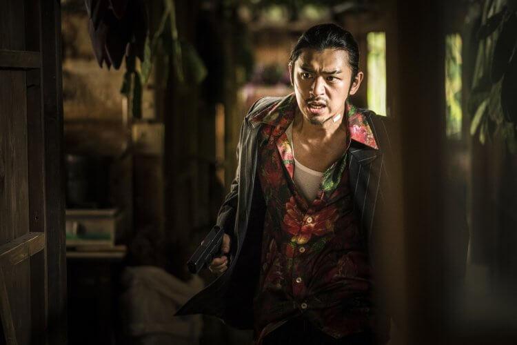 陳柏霖以新作《詭扯》黑警角色回歸電影圈,也希望台灣和南韓的觀眾會喜歡。