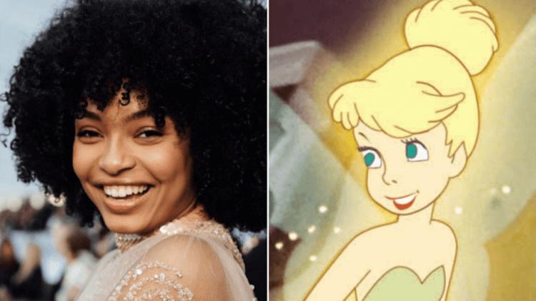迪士尼小飛俠真人電影《彼得潘與溫蒂》奇妙仙子確定由非裔女星雅拉莎希迪飾演,繼《小美人魚》後再一次的多元選角首圖