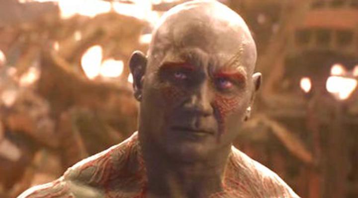 德克斯 首次於《 星際異攻隊 》第一集登場。