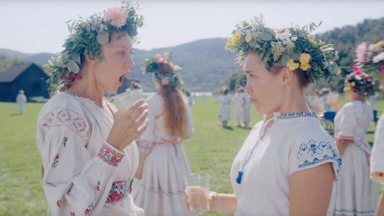 《宿怨》導演恐怖新作:《仲夏魘》90年一次的北歐傳統祭典詭譎失控   童話仙境隱藏神秘顫慄儀式
