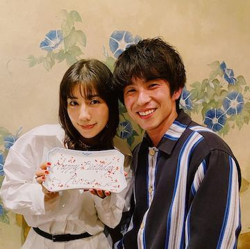 仲里依紗與老公中尾明慶。