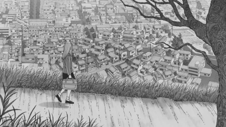 以《漩渦》改編的短篇動畫系列《UZUMAKI》。