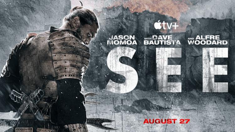 你愛的銀幕硬漢,傑森摩莫亞、戴夫巴帝斯塔將在 Apple TV+ 影集《末日光明》第二季手足相殘,展開肉搏對決首圖