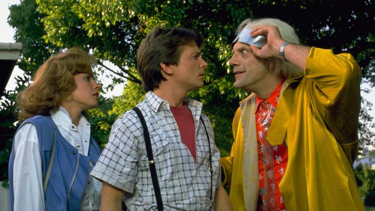 你還是看不到《回到未來 4》!但是,博士說他想要再來一場大冒險……首圖