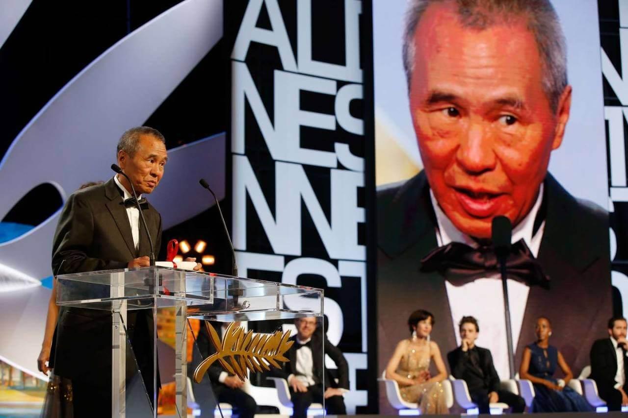 侯孝賢榮獲坎城影展最佳導演。