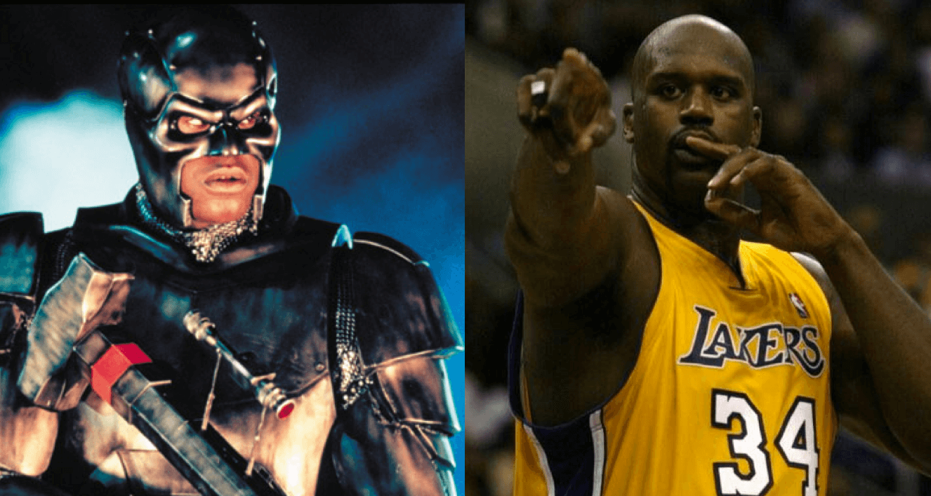 黑色的超英戰士《鋼鐵悍將》(四):即便俠客歐尼爾化身超英雄也不能與黑道「慶記」硬拚首圖