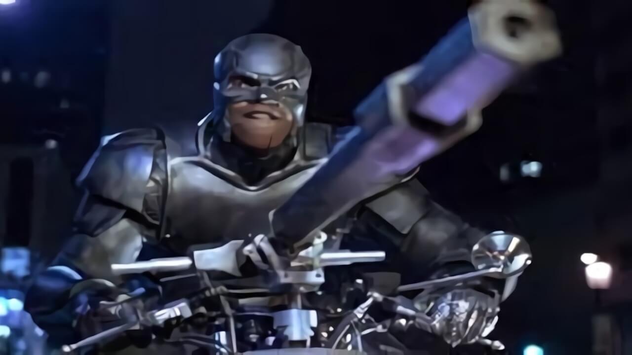 黑色的超英戰士《鋼鐵悍將》(二):讓俠客歐尼爾在大銀幕上獨挑大樑絕對不是好點子首圖