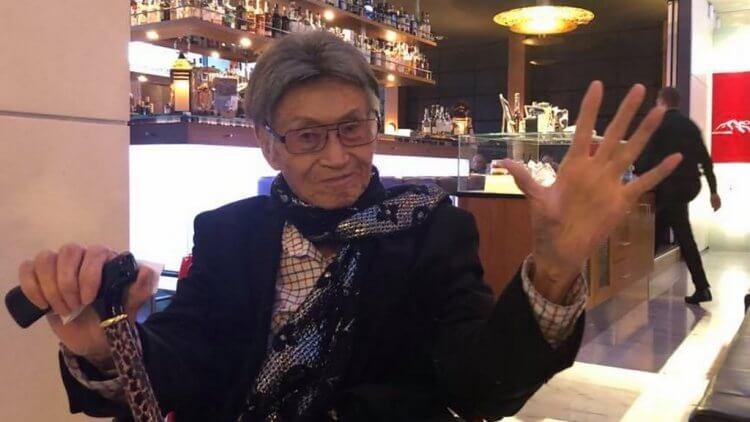 傅達仁在2019年前往瑞死執行安樂死
