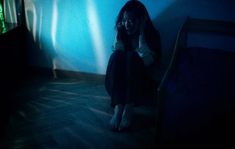 《催魂頻率》劇照。